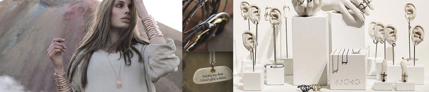 Björg smycken på Jewelrybox.se