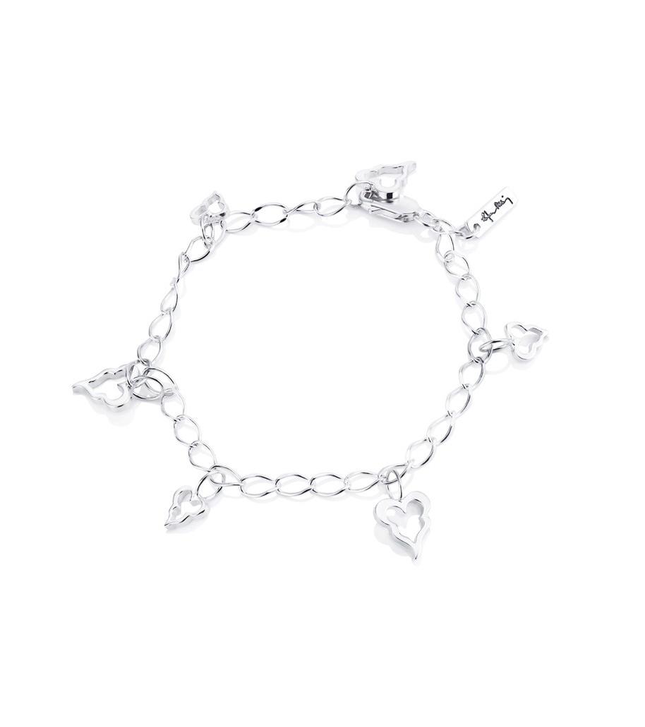 : - Crazy Heart Bracelet