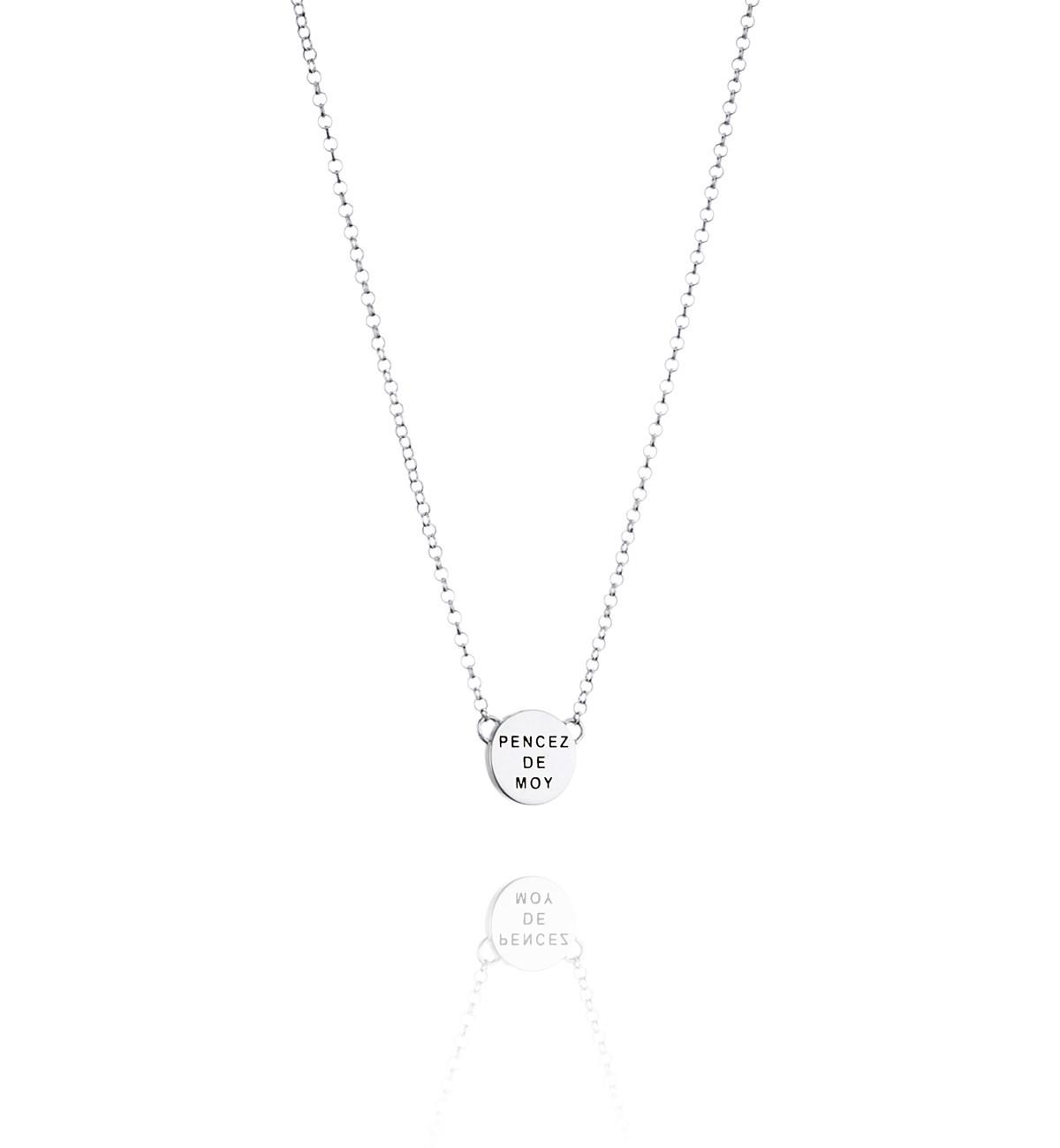 : - Mini Pencez Necklace