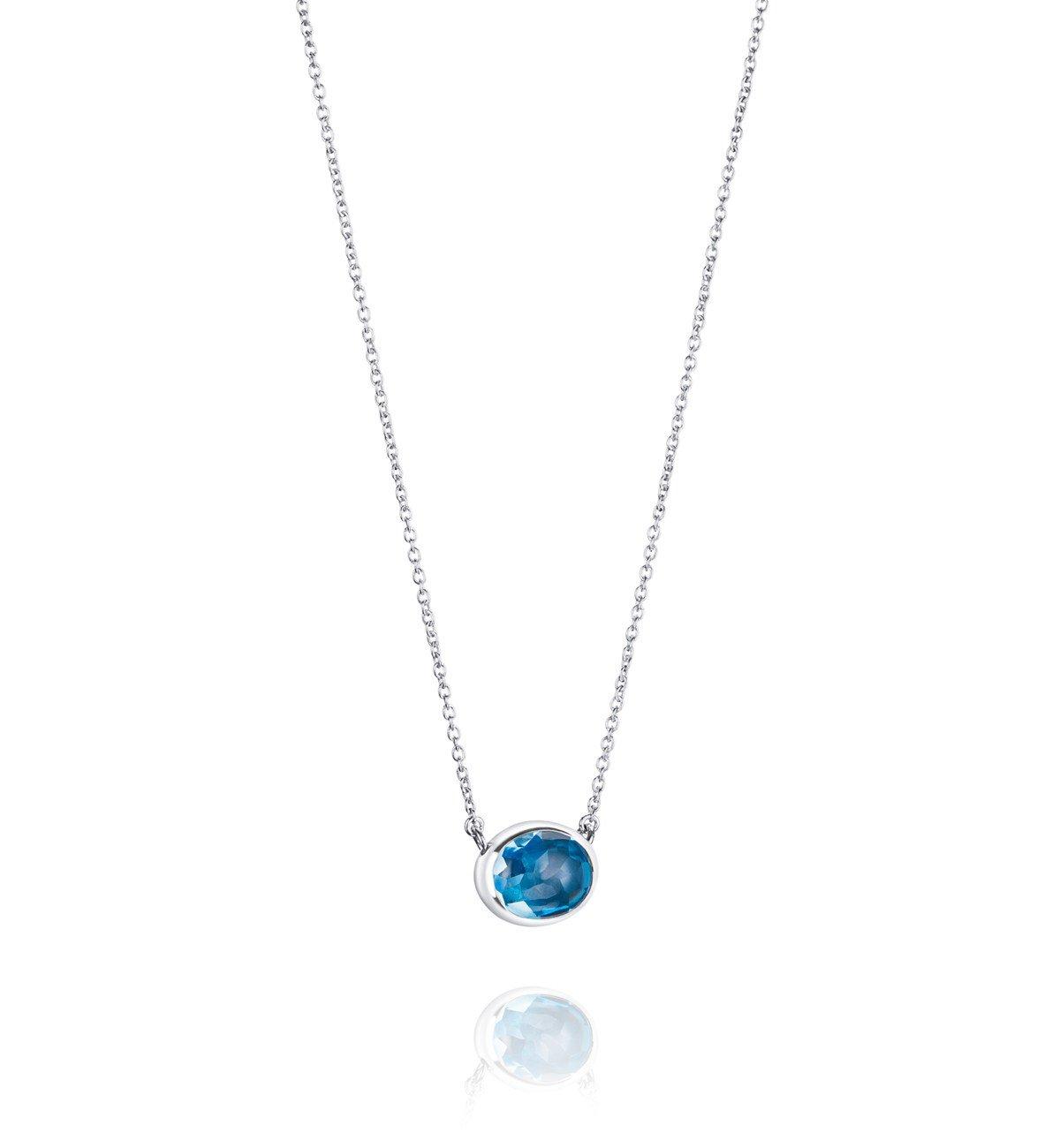 Efva Attling Love Bead Grande Necklace Topaz