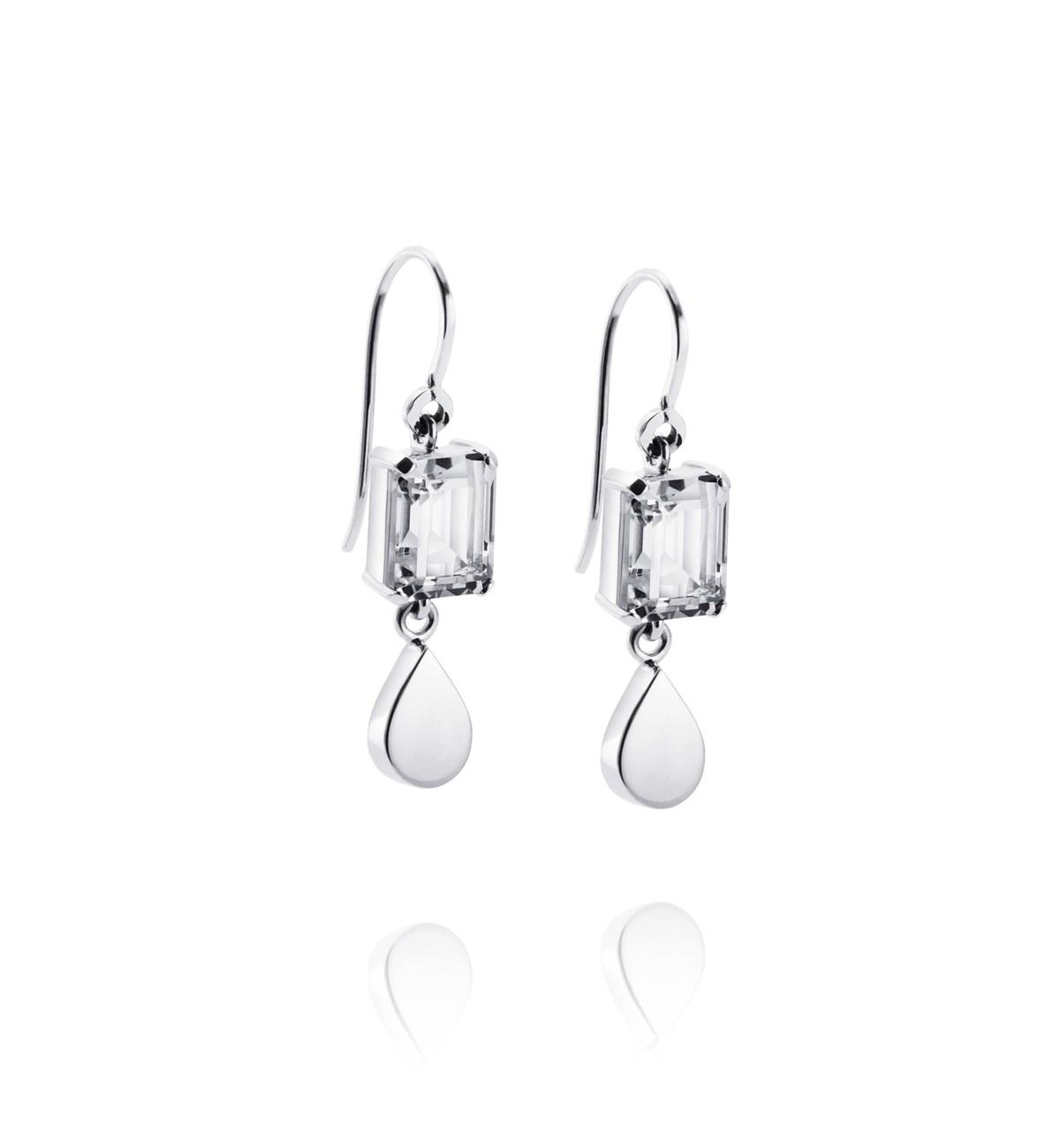 : - Crystal Drop Ear