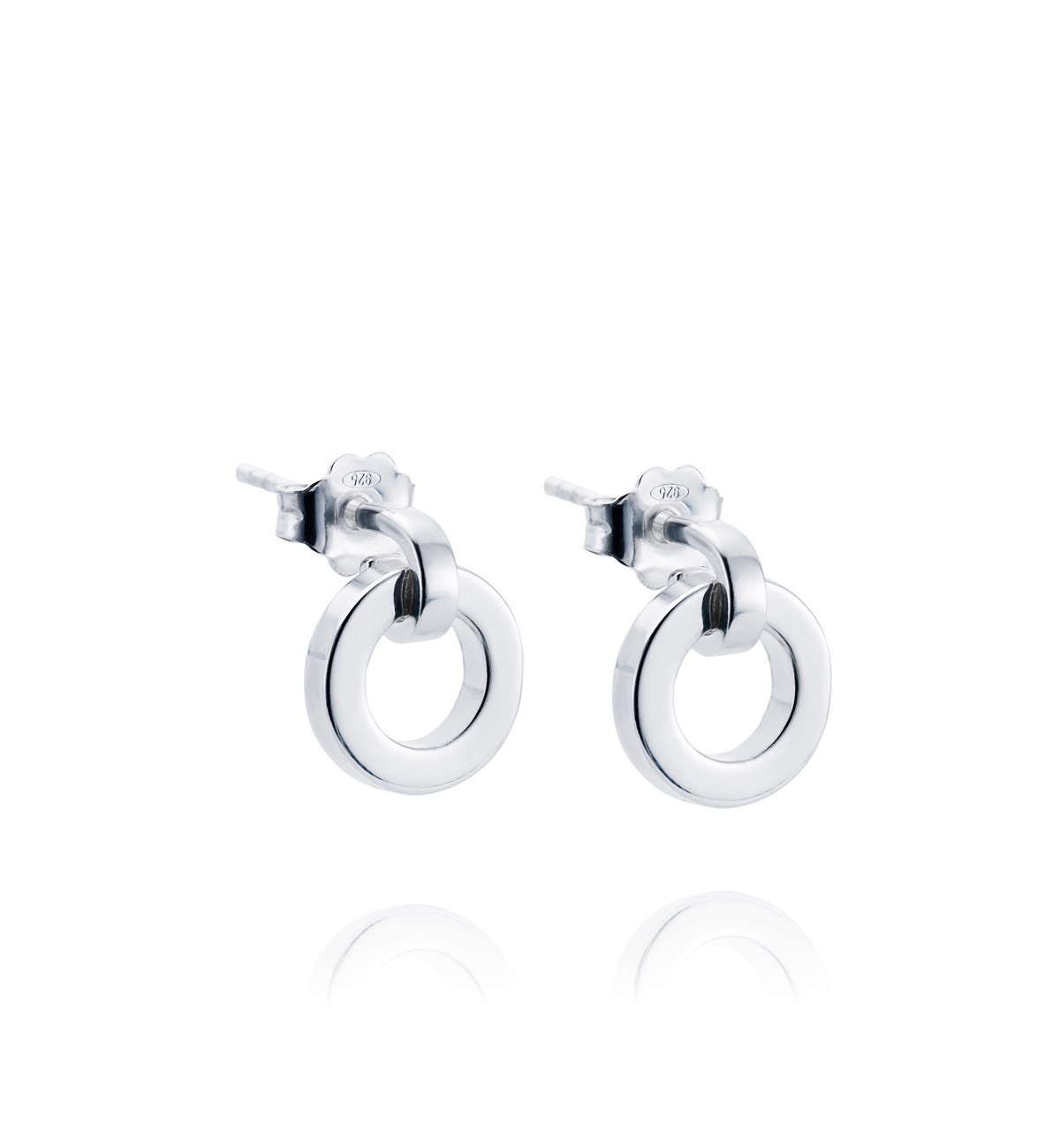 Efva Attling Ring Around Earrings