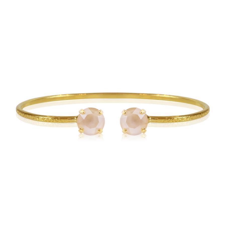 : - Classic Petite Bracelet Gold Ivory Cream