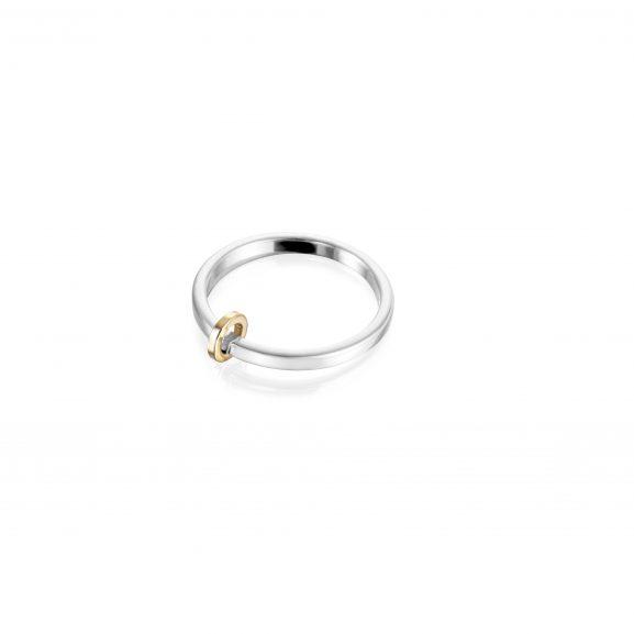 Efva Attling 101 Days - Two Ring gold