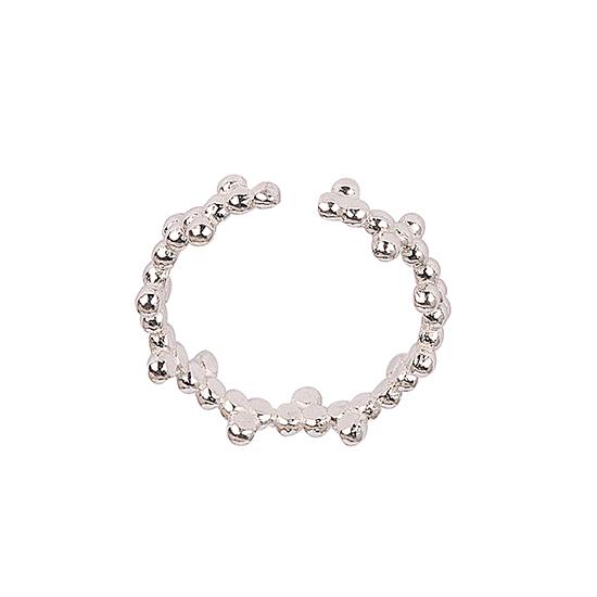 Acmar ring blank silver