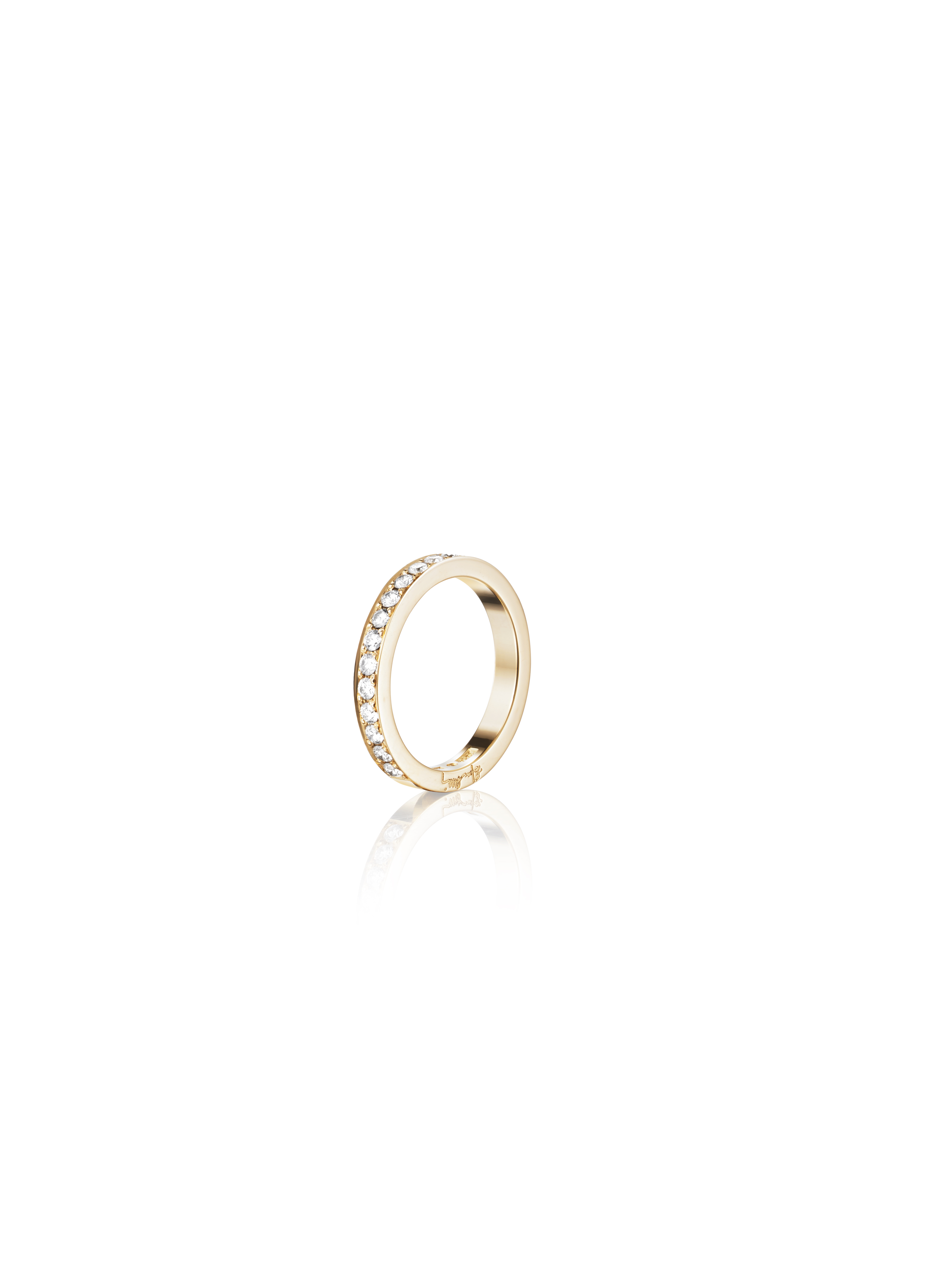 13 Stars & Signature Ring Guld
