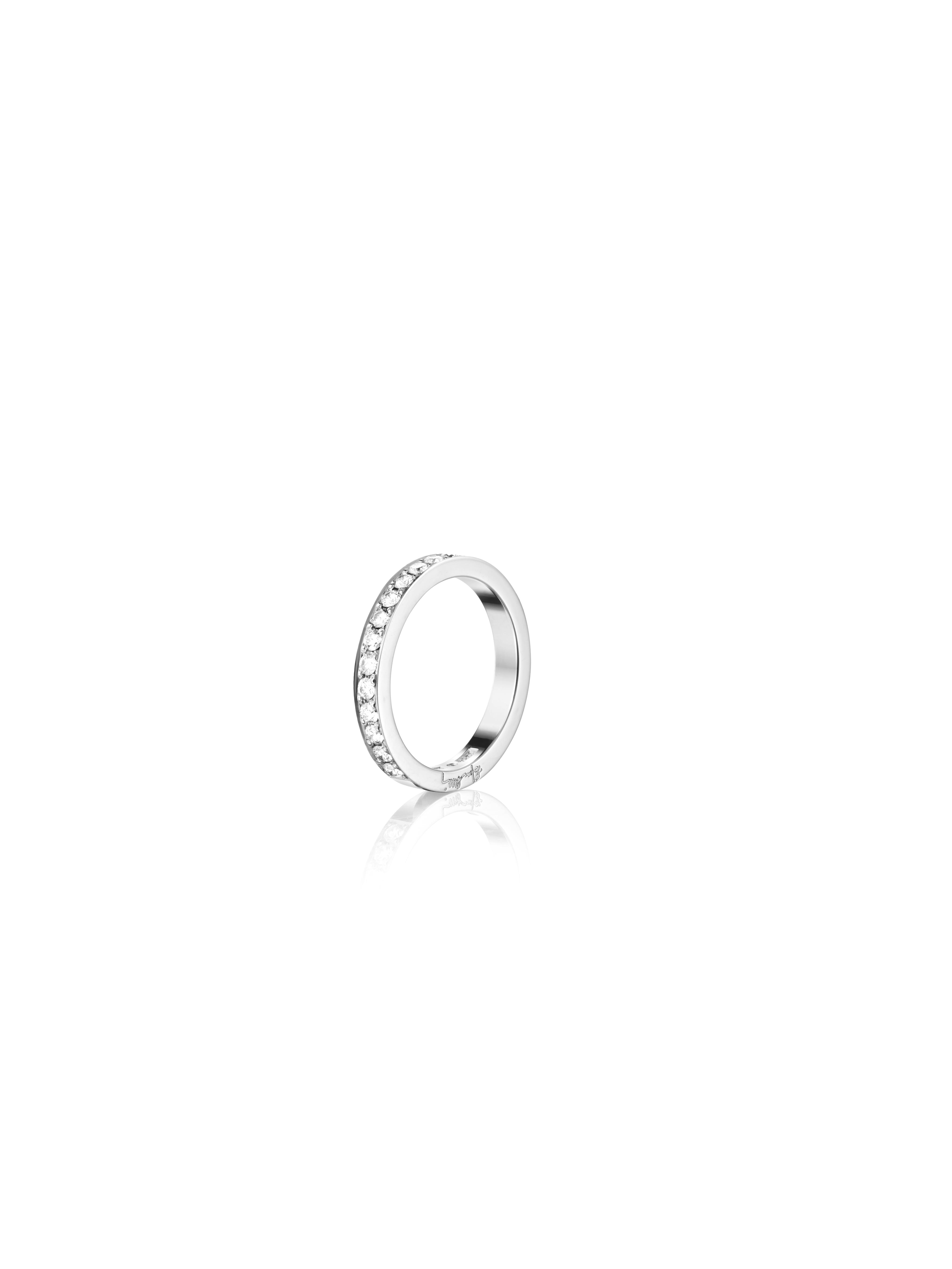: - 13 Stars & Signature Ring Vitguld