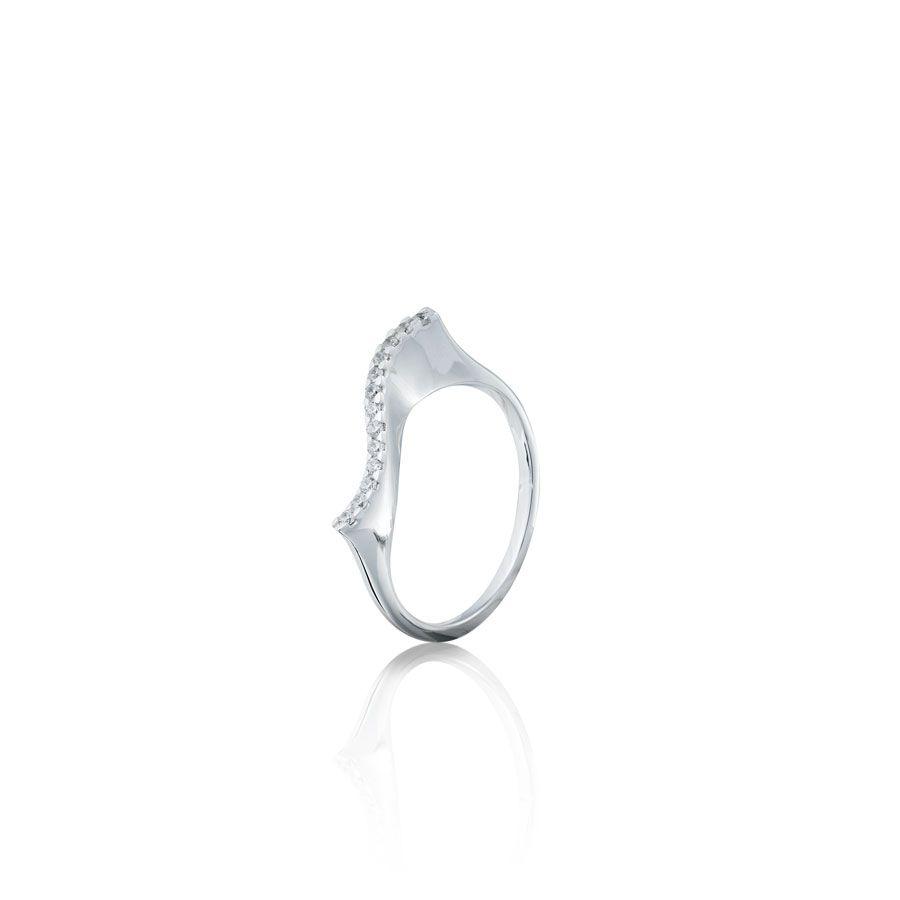 Carolina Gynning Sparkling Ocean Ring