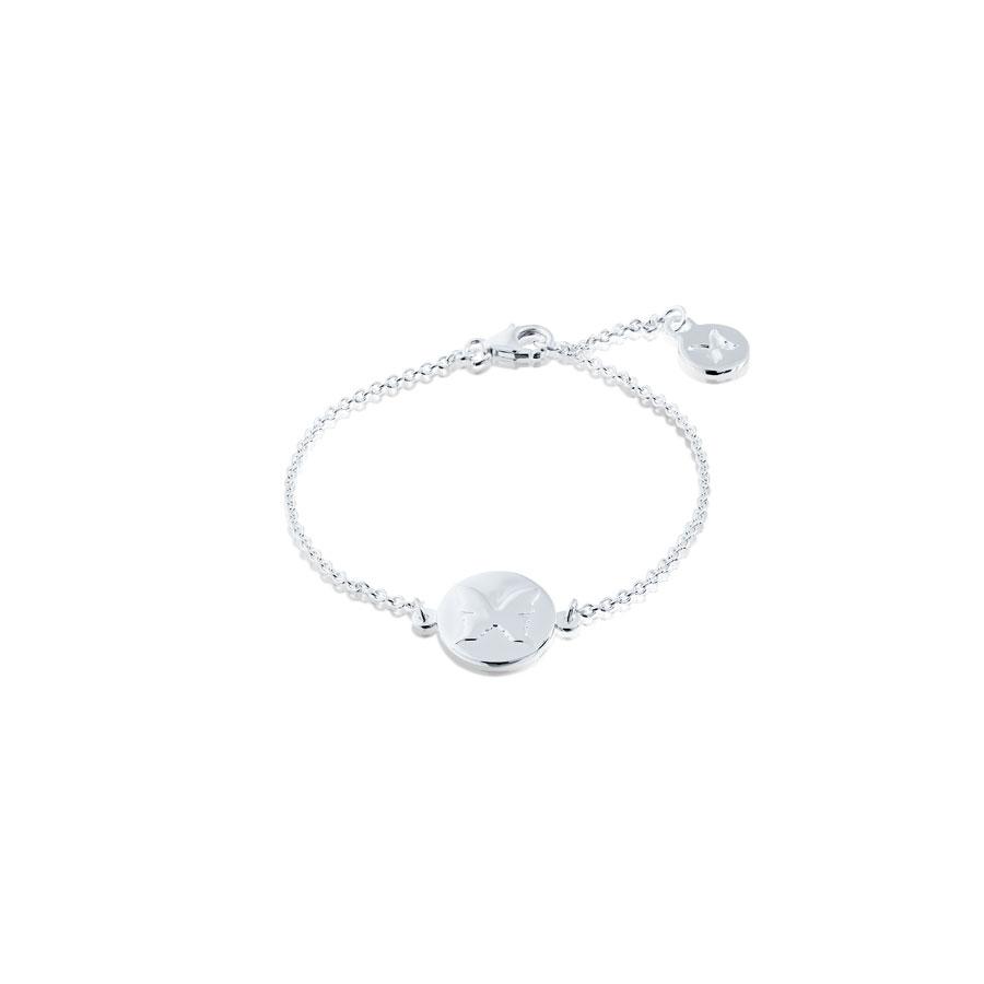 Carolina Gynning Amulett Armband
