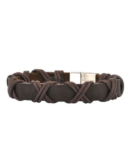 AROCK BRANDON Armband Brun