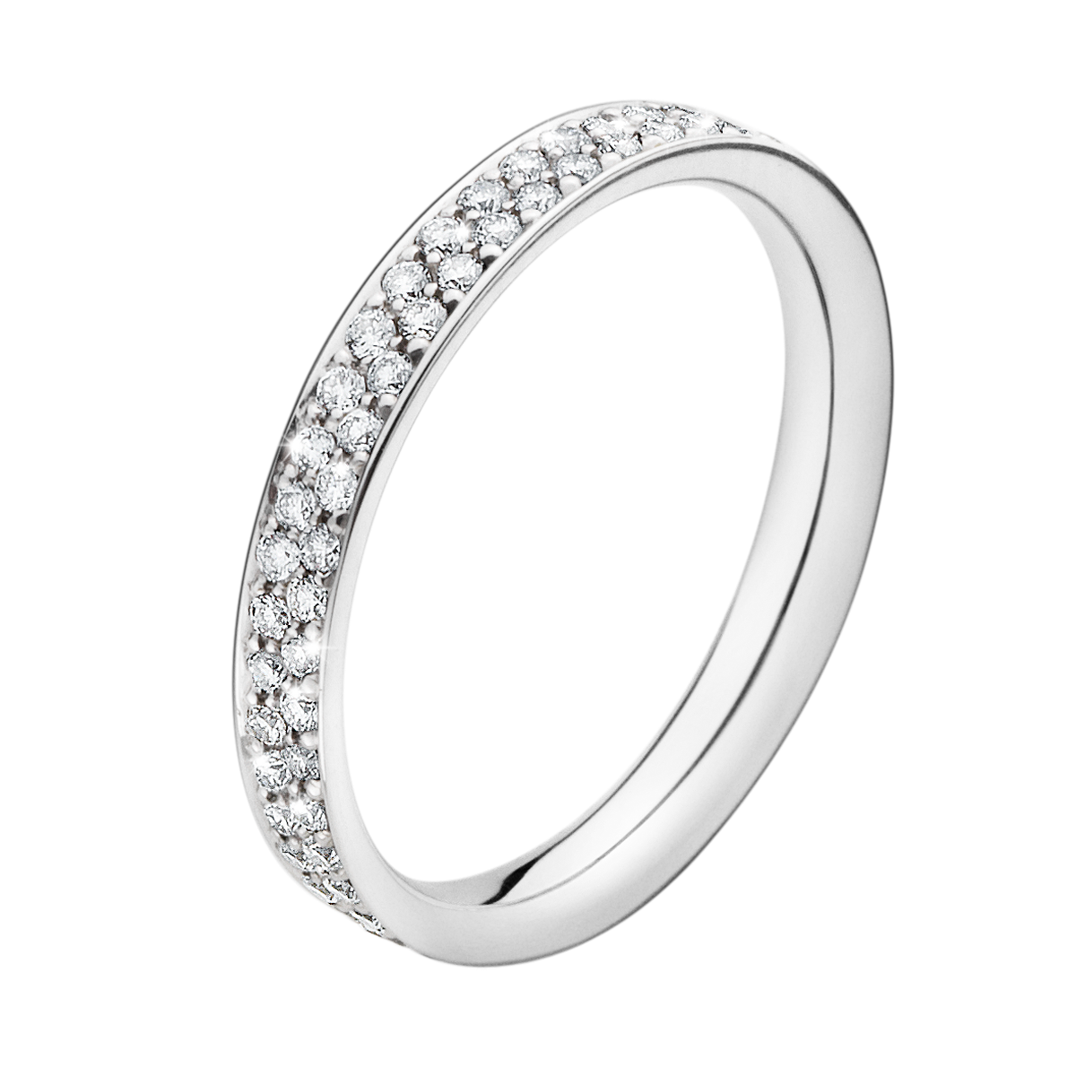 : - Magic Ring Pavé