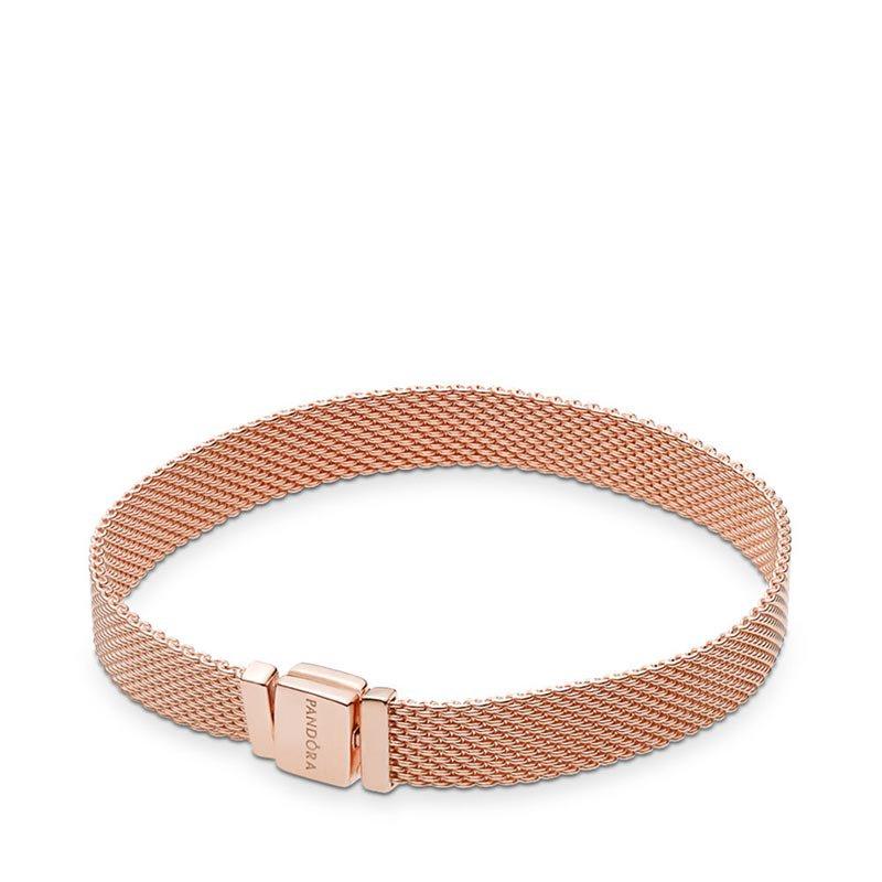 : - PANDORA Reflexions Rose Armband