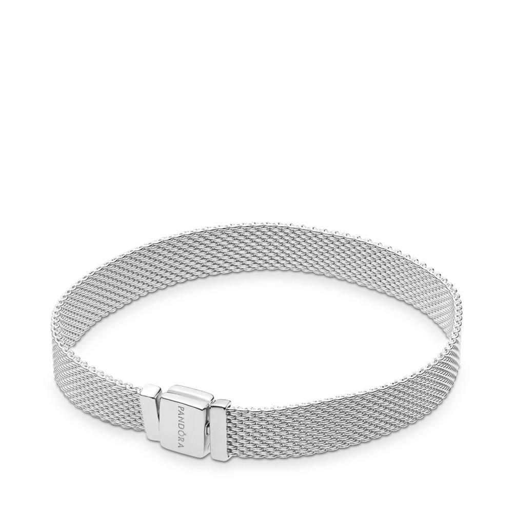 : - PANDORA Reflexions Silver Armband