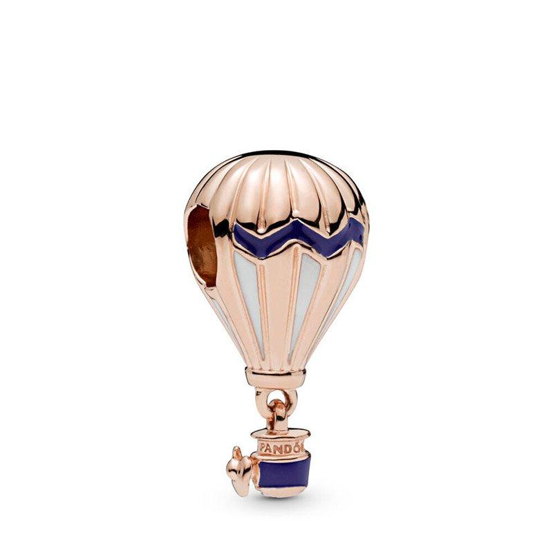 : - Blå Luftballong Roséberlock