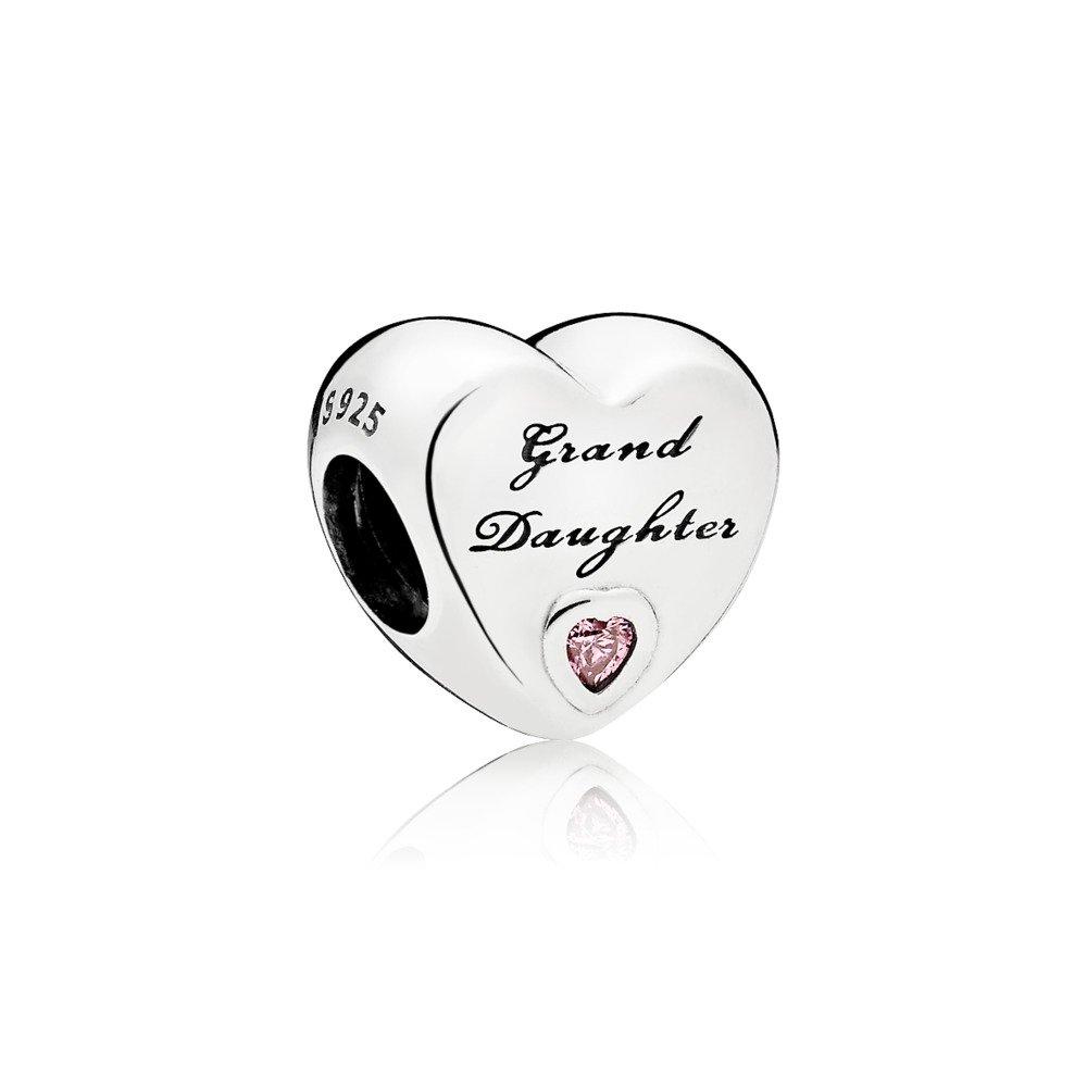 : - Grand Daughter Hjärta Berlock