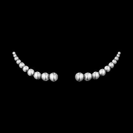 : - Moonlight Grapes Örhängen Silver