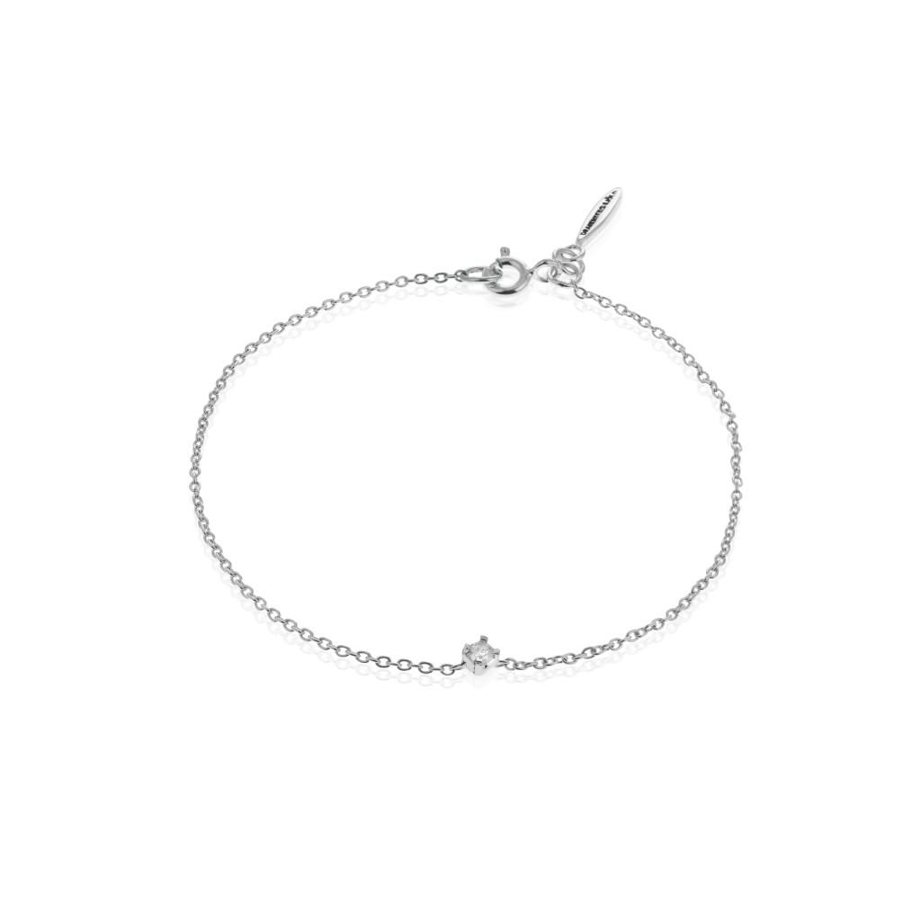: - Diamond Sky drop bracelet