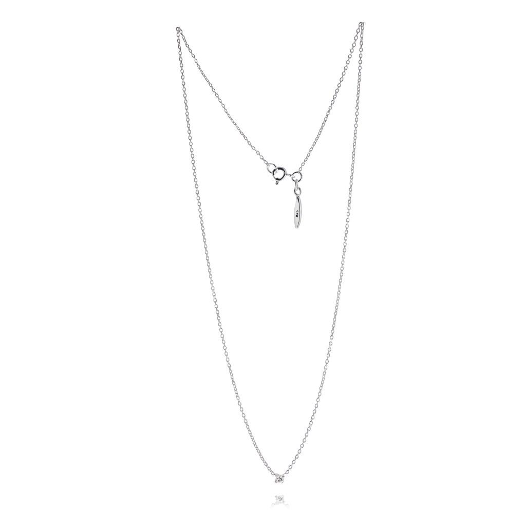 : - Diamond Sky drop necklace