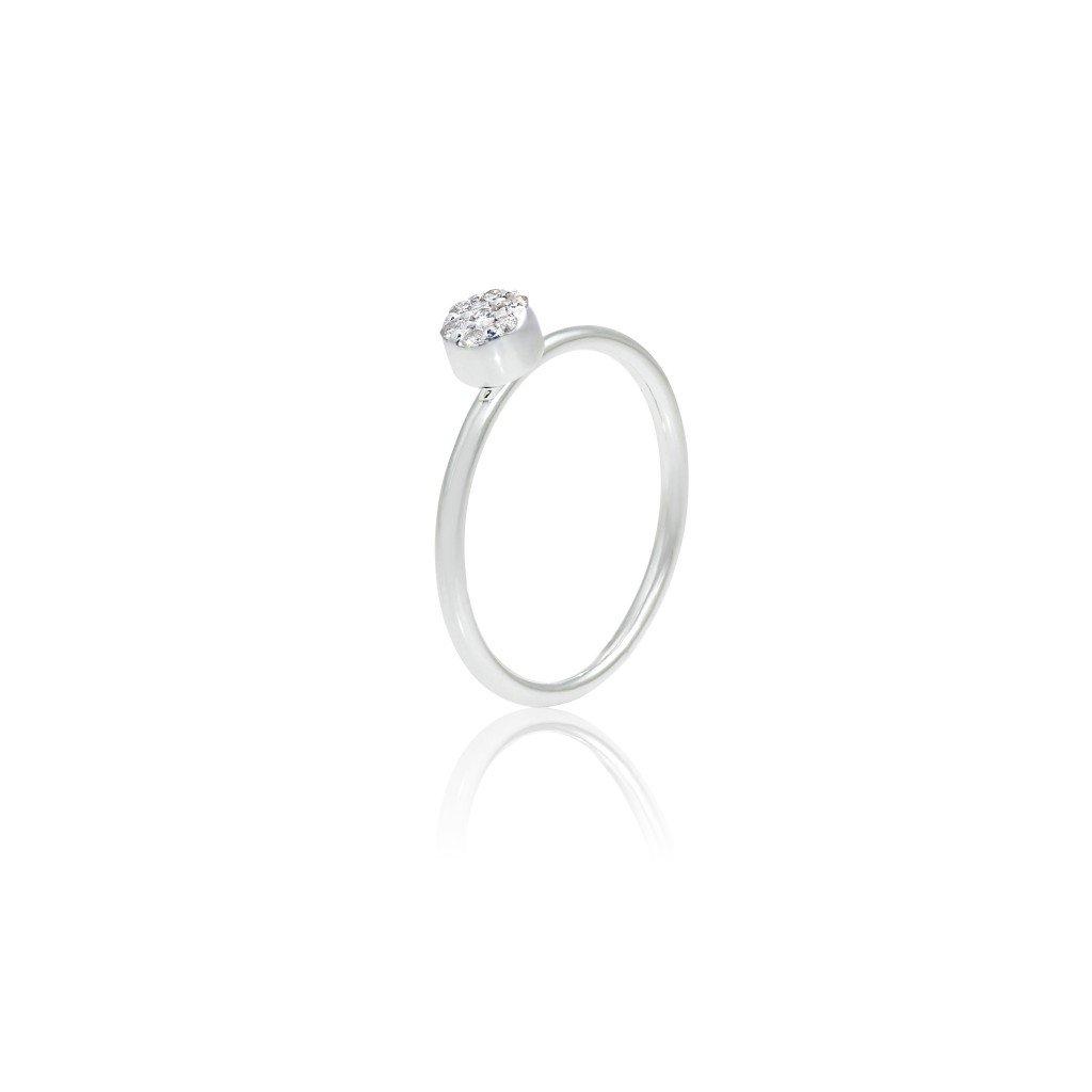 : - Diamond Sky ring