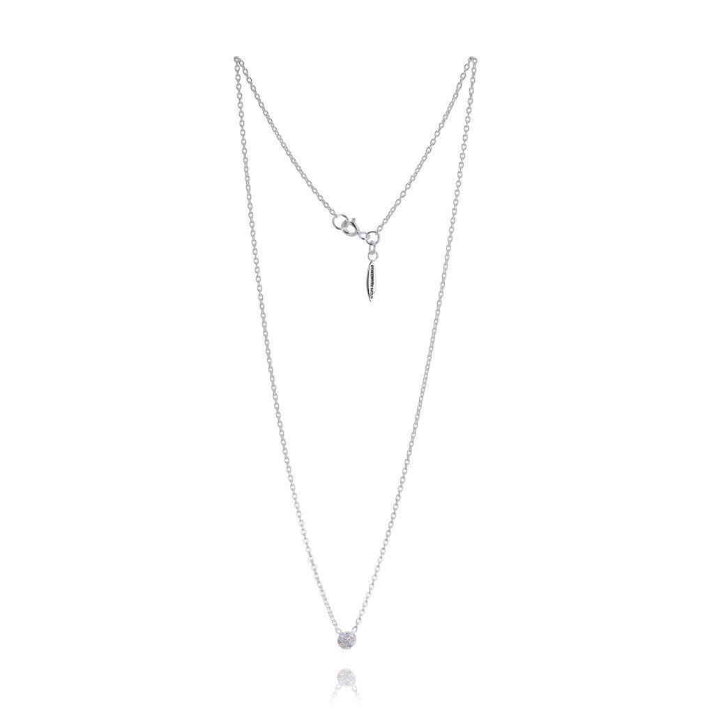 : - Diamond Sky single necklace