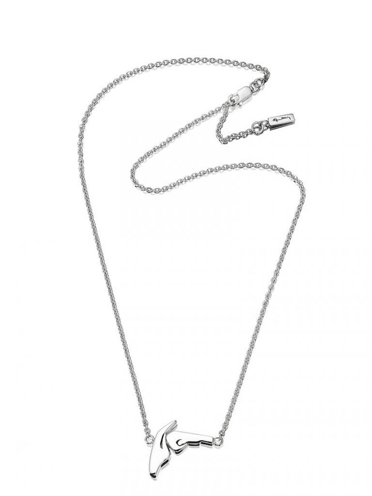 Hold back necklace från Efva Attling, alltid fri frakt på Jewelrybox.se