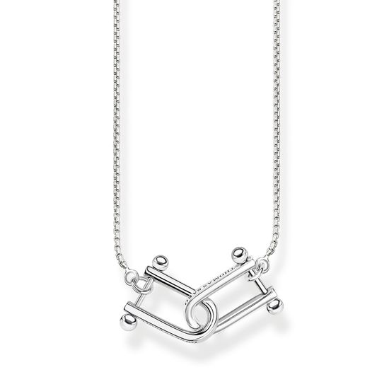 Thomas Sabo Halsband Iconic Silver