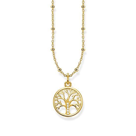 : - Halsband Tree of Love Guld