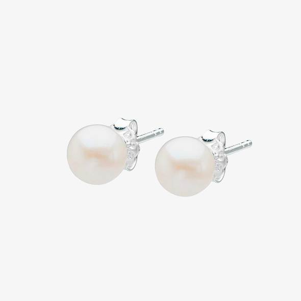 : - Le Pearl small studs