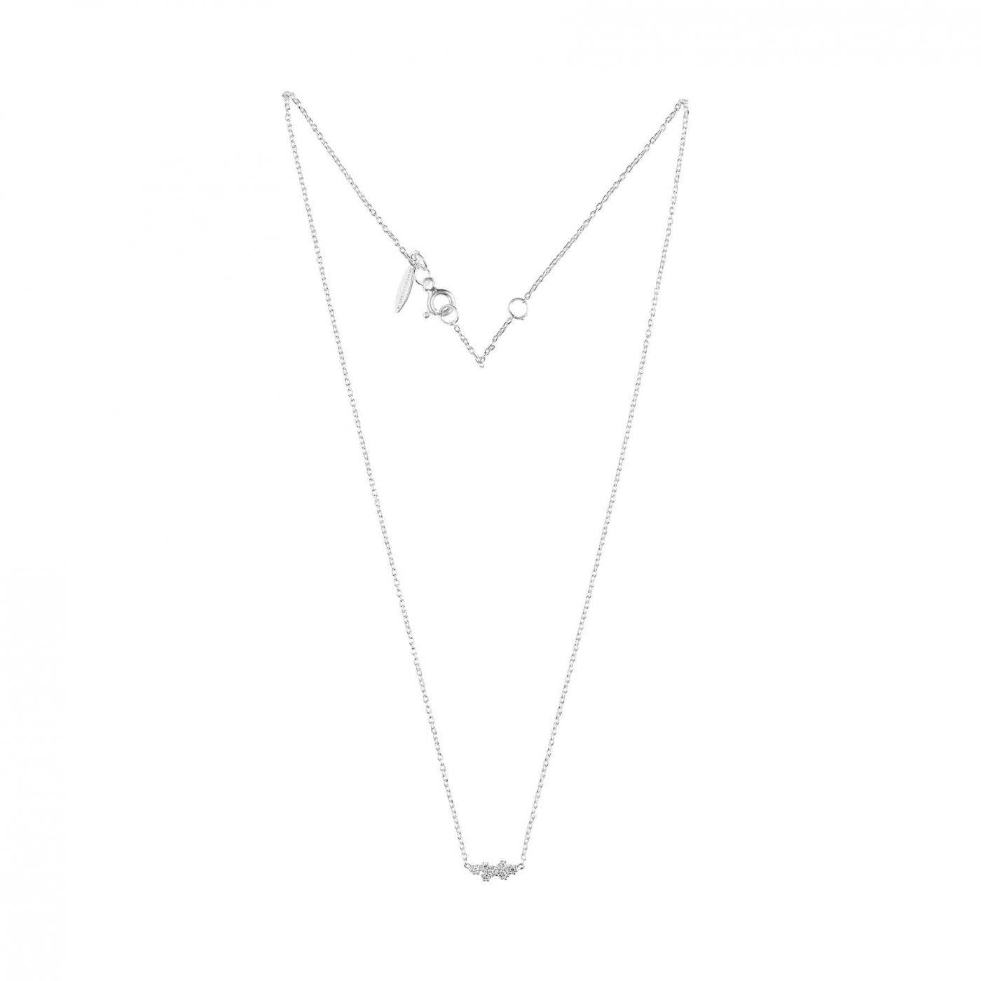 : - Milky Way drop necklace