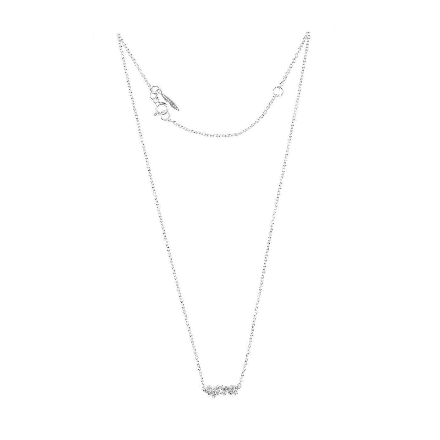 : - Milky Way single necklace