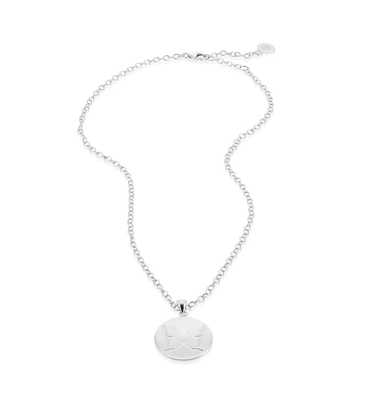 Carolina Gynning Amulett Halsband Atort
