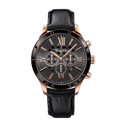 : - Rebell at Heart Chronograph Herr