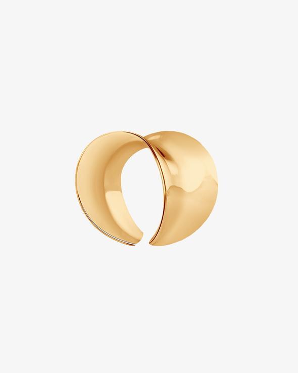 Drakenberg Sjölin Wave Small Ring Gold