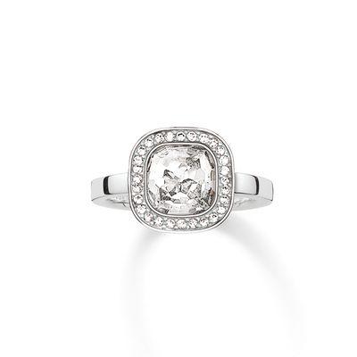 Glam & Soul ring white