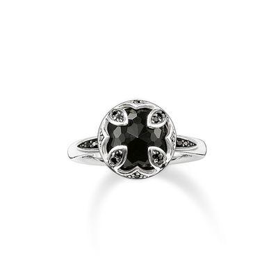 Glam & Soul ring svart