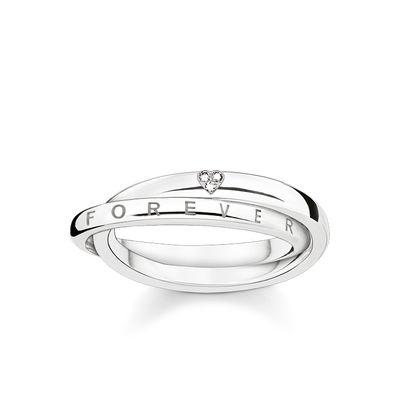 : - Forever diamantring
