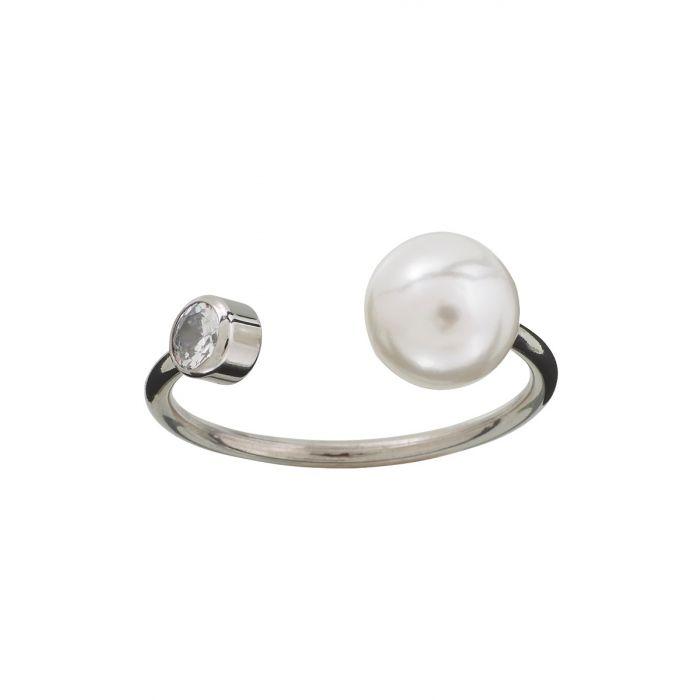 : - Luna ring stål