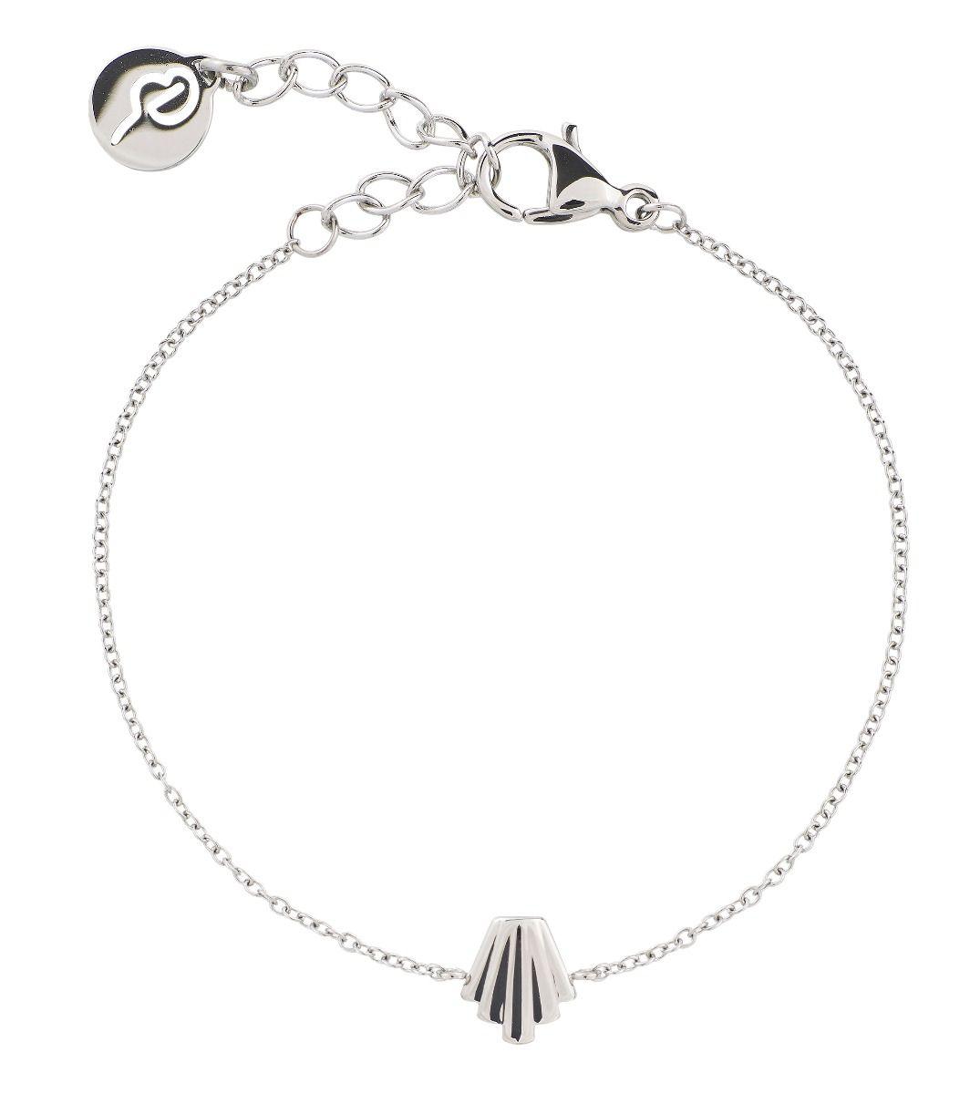 : - Michelle armband stål