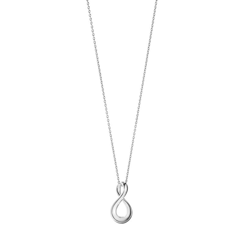 : - Infinty hängsmycke silver