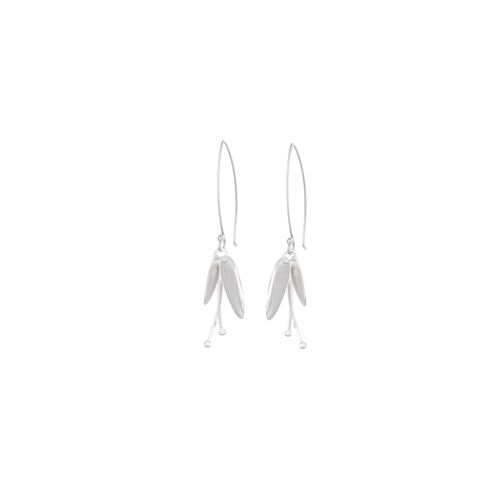 Lily Flower small earrings