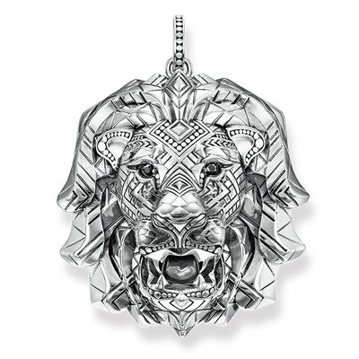 Lejon hängsmycke