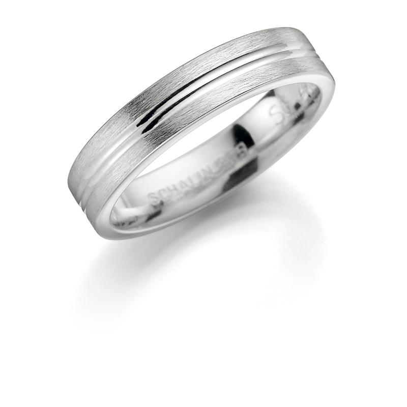 Förlovningsring silver Si2012-5