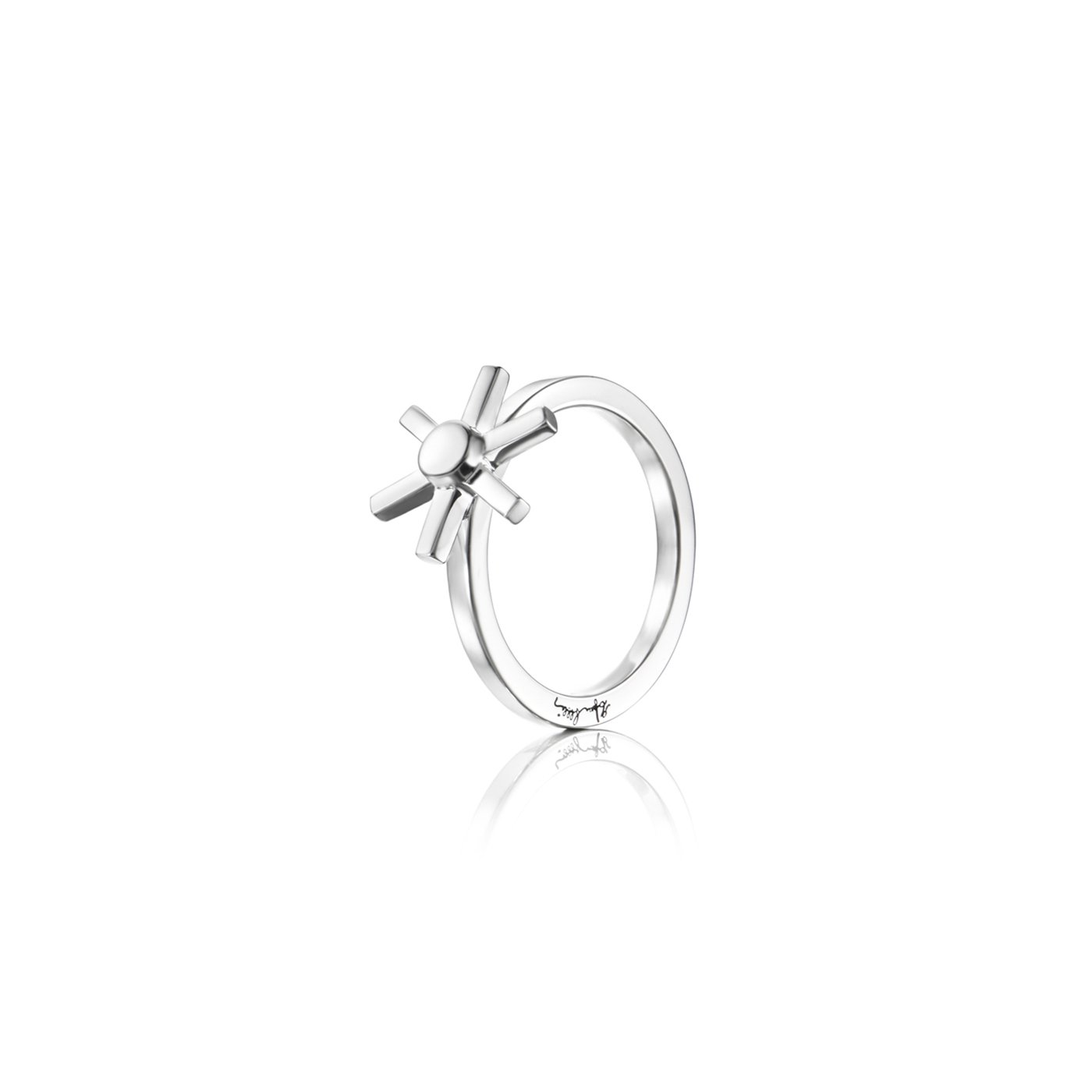 : - Starflower ring