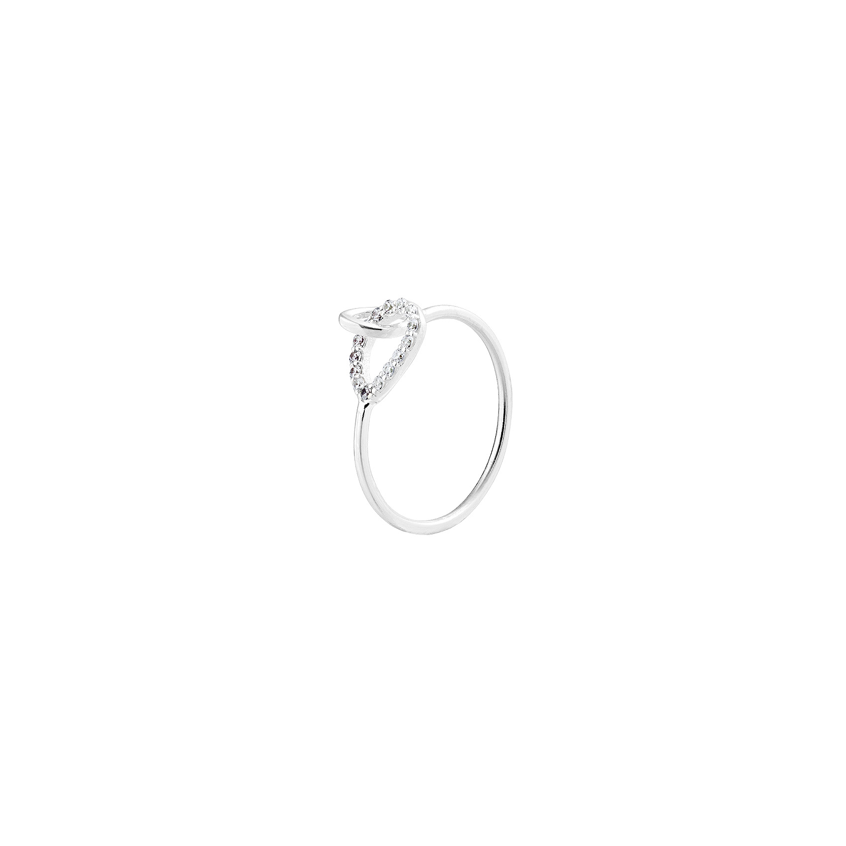 : - Together Drop Ring Diamonds