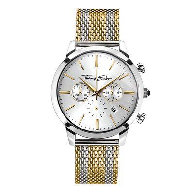 : - Rebel spirit chronograf guld