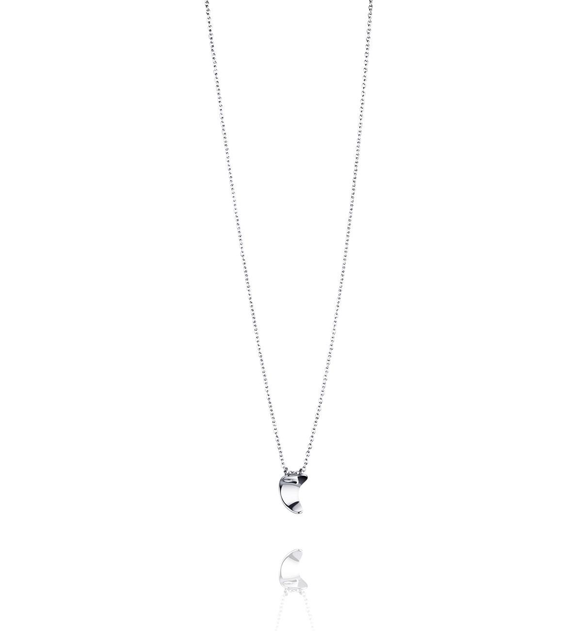 : - Seashell necklace