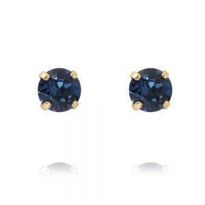 Caroline Svedbom Classic Stud Earrings Gold Montana