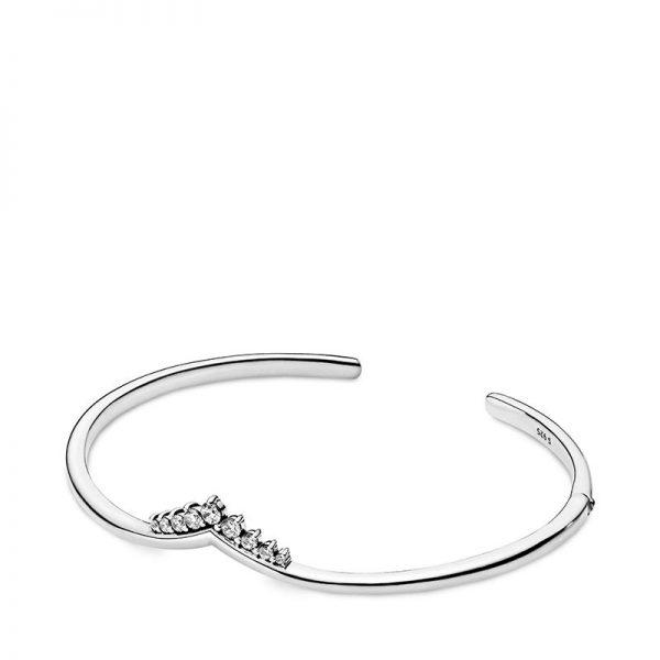 PANDORA Tiara Wishbone Öppen Armring