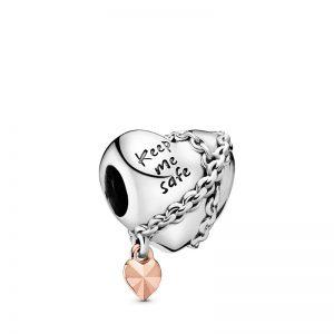 PANDORA Chained Heart Berlock