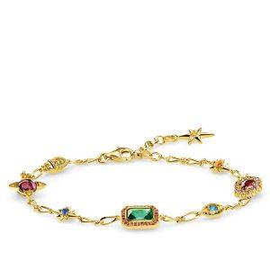 Thomas Sabo Armband Lyckobringare Guld